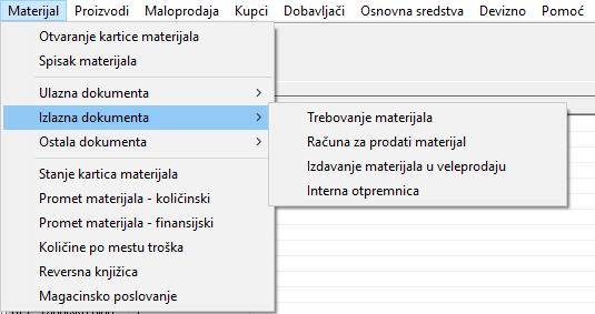 Materijal-izlazna-dokumenta